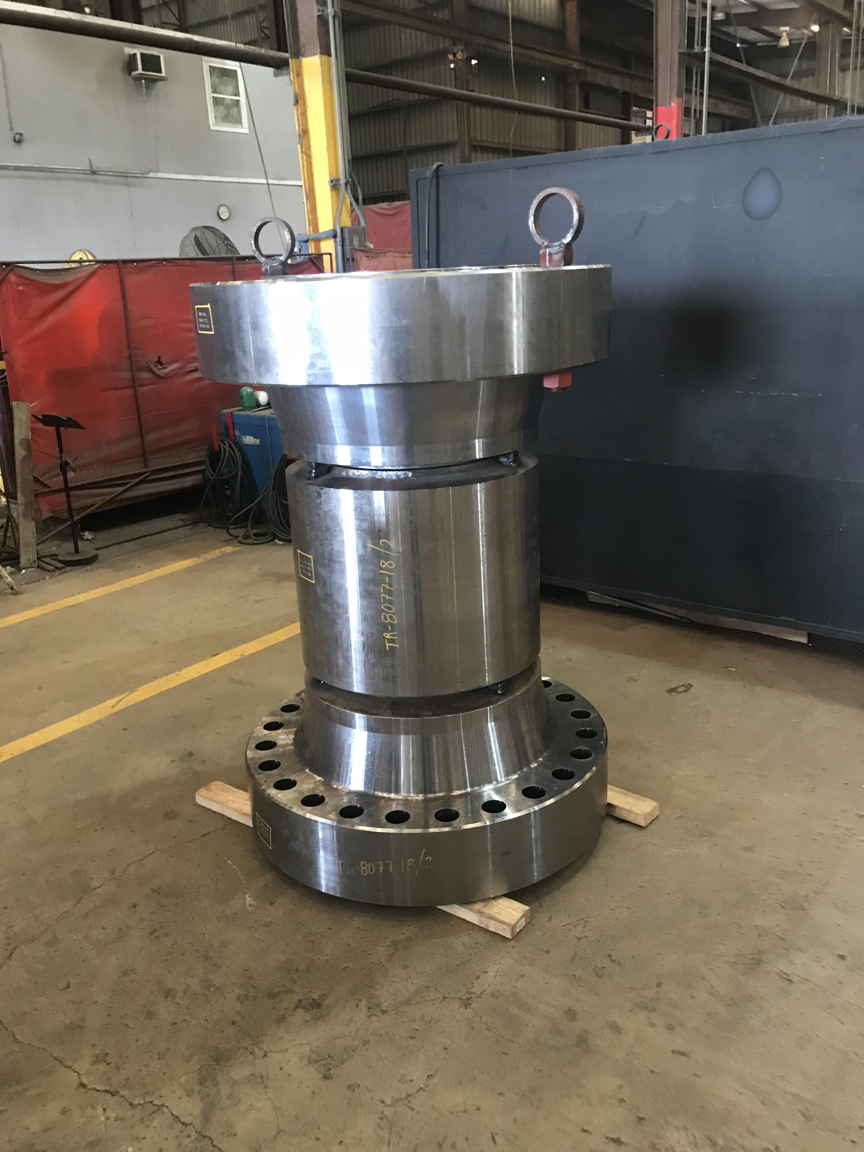 manufacturing spool