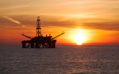 The Impact of COVID-19 on Offshore Oil Rig Construction