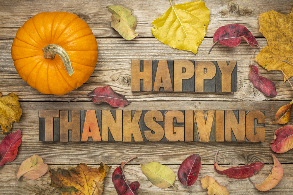 Happy Thanksgiving from BOP Products!