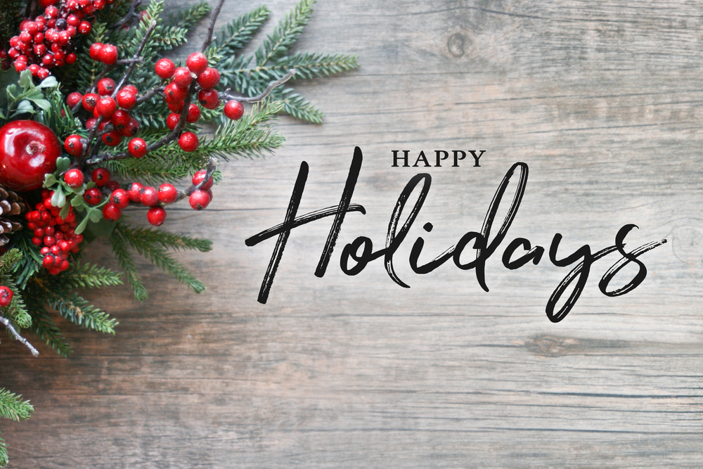 Happy Holidays from the BOP Team!